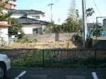 新川 売り土地